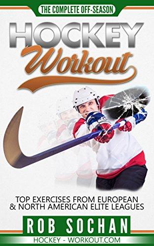 Hockey Workout: Complete Off-Season Hockey Workout: Hockey agility & speed drills, hockey plyometric workouts, hockey core exercises, hockey weight training and anaerobic training for hockey players.
