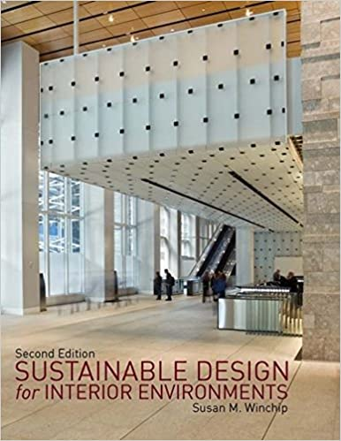 Amazoncom Sustainable Design for Interior Environments Second