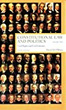Civil Rights and Civil Liberties, David M. O'Brien, 0393925668