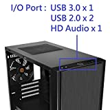 Thermaltake Versa H17 Black Micro ATX Mini Tower