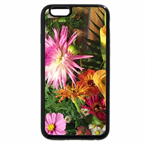 iPhone 6S / iPhone 6 Case (Black) The beauty of flowers