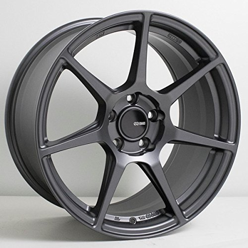18x8.5 Enkei TFR Gunmetal Wheel/Rim Bolt Pattern(5x114.3) Offset (45) Hub Bore(72.6) Part - Rims Gunmetal 18