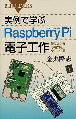 実例で学ぶRaspberry Pi電子工作 作りながら応用力を身につける (ブルーバックス)