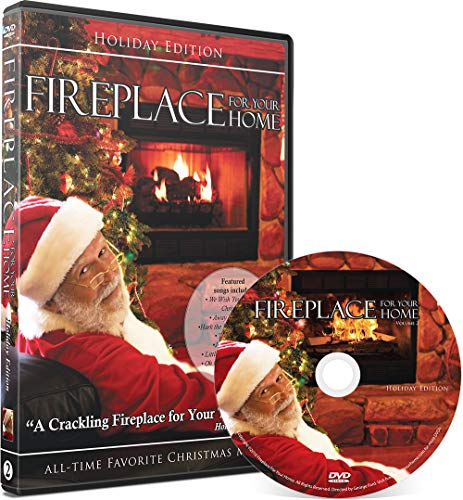 Fireplace: Holiday