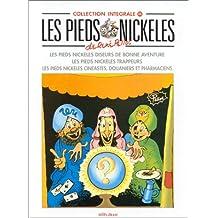 PIEDS NICKELÉS T25 (LES)
