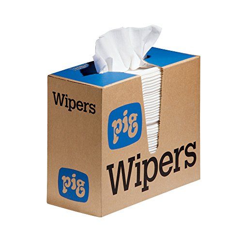 ance Wipers, Extra-Heavy-Duty Pop-Up Wipers in Dispenser Box, 16
