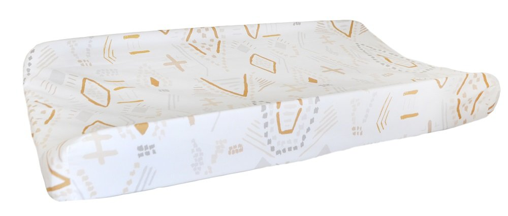 New Arrivals Head West Changing Pad Cover New Arrivals Inc CPC-HW