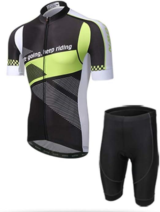 TYPING Ropa De Ciclismo para Hombre Profesional Cojines De ...