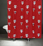 College Covers Texas Tech Red Raiders Shower