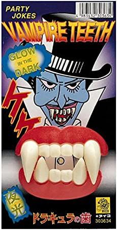 luminosa dientes de Dracula: Amazon.es: Juguetes y juegos