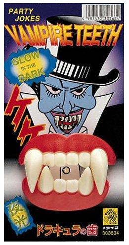 Teeth Luminous Dracula