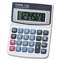 Canon LS-82Z Handheld Calculator