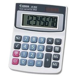 Canon LS-82Z Handheld Calculator