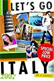 img - for Let's Go 2007 Italy (Let's Go: Italy) book / textbook / text book