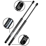 2 Rear Window Glass Gas Lift Supports Springs