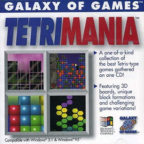Galaxy of Games: Tetrimania