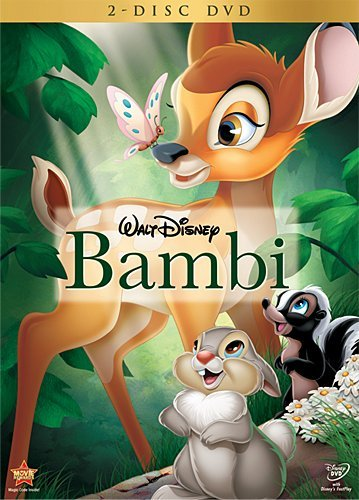 film review bambi walt disney dvd theonlycritic