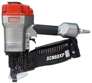 Senco 520101N SCN60 Coil Nailer, Contact Actuation