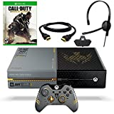 xbox one console cod bundle - Xbox One Limited Edition Call of Duty 1T Console with Advanced Warfare Game