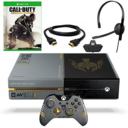 Xbox One Limited Edition Call of Duty 1T Console with Advanc