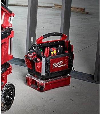 Milwaukee 48-22-8435 herramienta eléctrica, 5 compartimentos, organizador de piezas pequeñas: Amazon.es: Bricolaje y herramientas