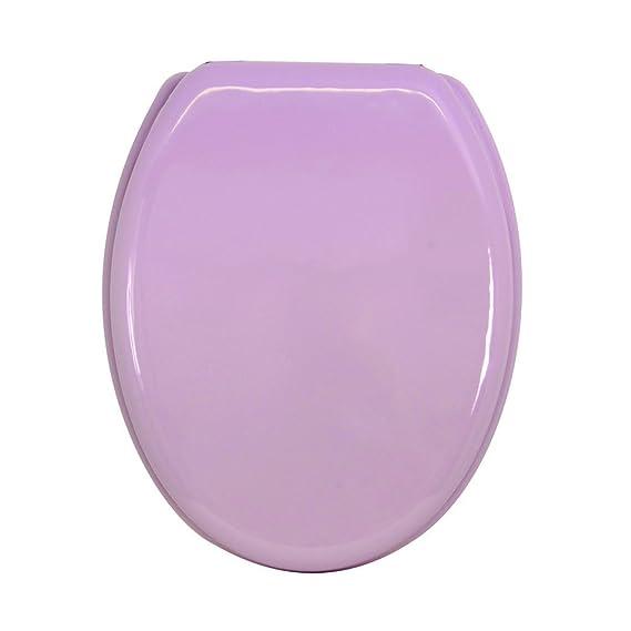 abattant wc marron chocolat ides MSV 140017 Abattant WC MDF-Inox Rose Clair 42,5 x 36,5 x 1,6 cm: Amazon.fr:  Cuisine u0026 Maison