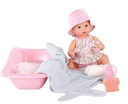 "Amazon.com: Gotz Sleepy Aquini 13"" baño Baby Doll – 9 ..."