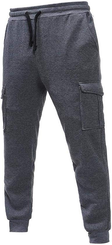 Pantalons pour Hommes Pantalons Athletic Jogging De