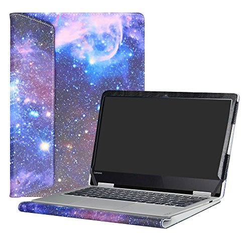 Alapmk Protective Case Cover for 12.5 Lenovo Yoga 720 12 720-12IKB Laptop(Not fit Yoga 730/Yoga 720 15/Yoga 720 13/Yoga 710/Yoga 700),Galaxy