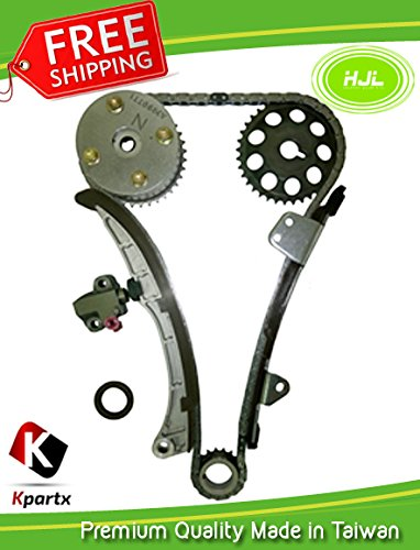 Amazon.com: Fits TOYOTA 2NZ-FE YARIS.ECHO.PLATE VITZ 1.3L Replacement Timing Chain Kit with VVT Gear 1999-2005: Automotive