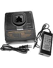vhbw Snellader oplader adapter compatibel met Rems 571510, 571513, R12 accu 7.2V 12V 14.4V 18V NI-Cd NI-MH