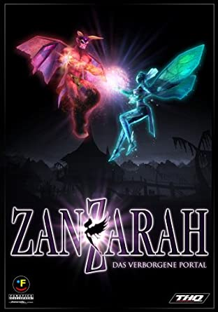 zanzarah das verborgene portal