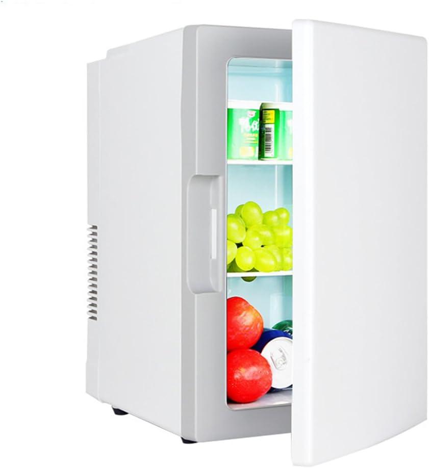 Home Monopoly 18L Mononuclear pequeños refrigeradores de uso doméstico, doble uso de coche caliente y frío de doble uso 220V AC / 12V DC: Amazon.es: Coche y moto