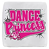 18 Inch 6-Sided Cube Ottoman Dance Princess