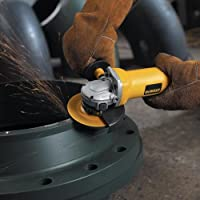 DEWALT D28114 4-1/2-Inch/5-Inch High-Performance Angle Grinder by DEWALT