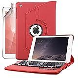 BoriYuan iPad Mini Keyboard Case, Detachable 360 Degree - Best Reviews Guide