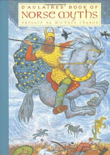 D'Aulaires' Book of Norse Myths (Norway For Kids)