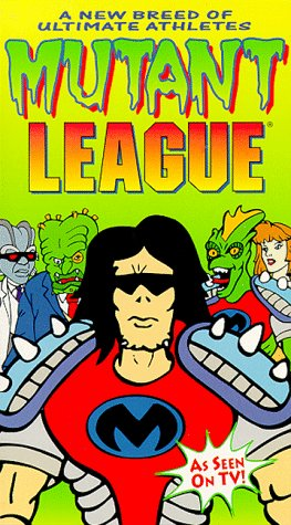 Mutant League: Movie [VHS]