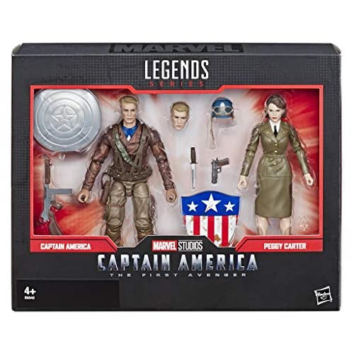 chollos oferta descuentos barato Marvel Legends Legends 80 Aniversario Multicolor Hasbro E6342E48