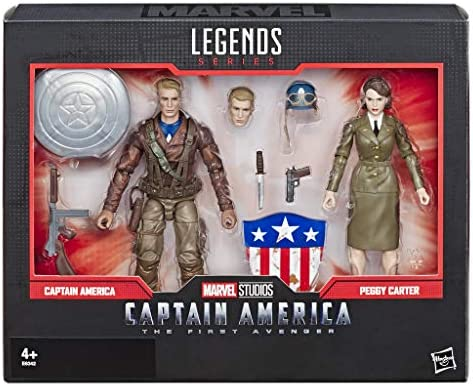 Marvel Legends- Legends 80 Aniversario, Multicolor (Hasbro ...