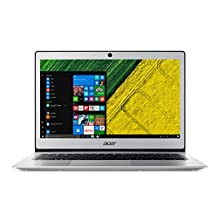 "Acer Swift 1 13.3"" FHD Laptop, 4GB DDR3L, 64GB Flash Drive, Windows 10 Home, French Bilingual Keyboard"