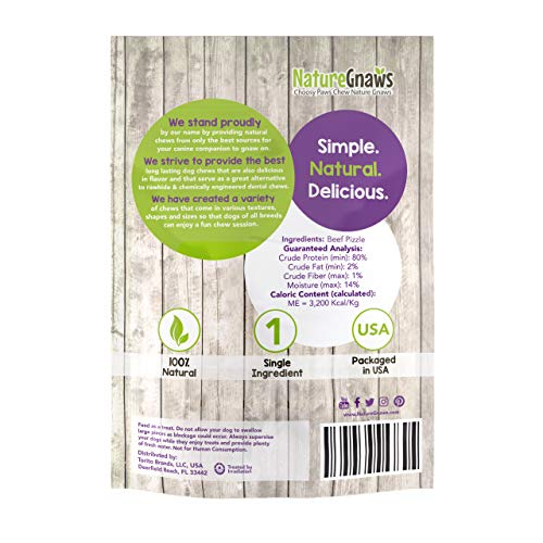 Nature Gnaws Braided Bully Sticks 5-6 inch (10 Pack) - 100% Natural Grass-Fed Free-Range Premium Beef Dog Chews