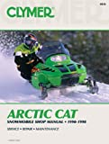 Search : Clymer Arctic Cat : Snowmobile Shop Manual 1990-1998