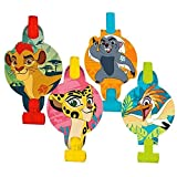 Lion Guard Party Blowouts Favors Treats Lion King Birthday Party Supplies (24-Pieces)