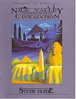 Amazon nile valley contributions to civilization exploding the nile valley contributions to civilization workbook fandeluxe Images