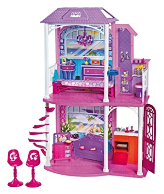 Barbie 2-story Beach House from Mattel