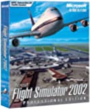 Microsoft Flight Simulator 2002 Professional - PC