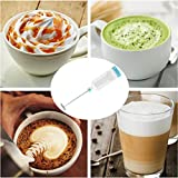 Handheld Electric Milk Frother for