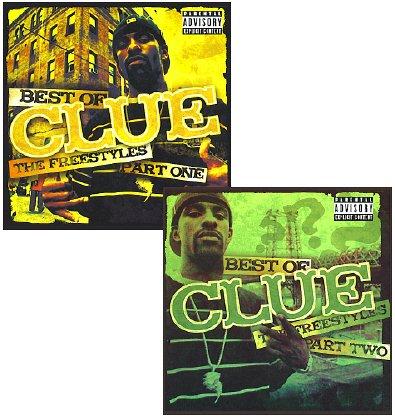 Best Of The DJ Clue Freestyles: All Exclusives - Part 1 & 2 [2CD] [Mixtape] (Best Of Jay Z Mixtape)