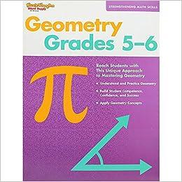 Geometry, Grades 5-6 (Strengthening Math Skills) (Strengthening Math Skills: Geometry)